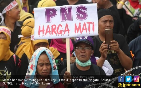 Eko: Kami Akan Jemput Regulasi Honorer K2 jadi PNS - JPNN.com