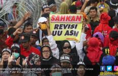 Gerindra Perjuangkan Honorer K2, Tetapi Revisi UU ASN Tergantung Pemerintah - JPNN.com