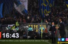 Inter Milan Bikin Lazio Merana, Spalletti Puji 1 Nama - JPNN.com