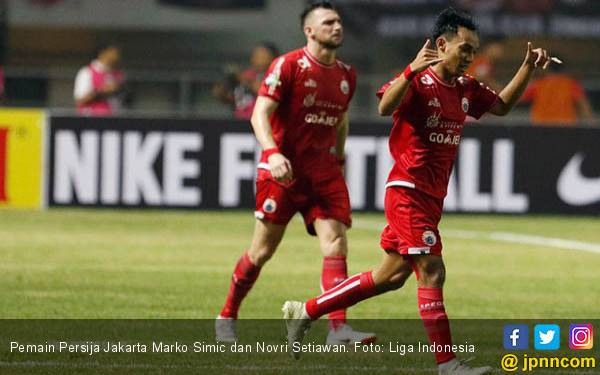 Marko Simic Ingin Pensiun di Persija Jakarta - JPNN.com