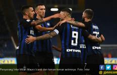 Lazio 0-3 Inter Milan: Hari Menyenangkan Bagi Mauro Icardi - JPNN.com