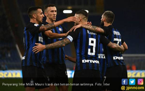 Bomber Inter Milan Setia, 3 Raksasa Eropa Merana - JPNN.com