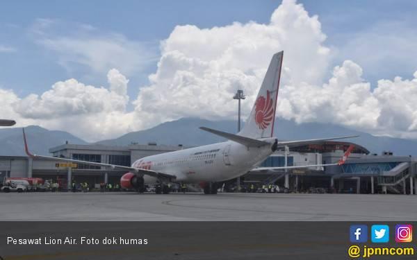 Kemenhub Investigasi Insiden Pesawat Lion Air Tabrak Tiang - JPNN.com