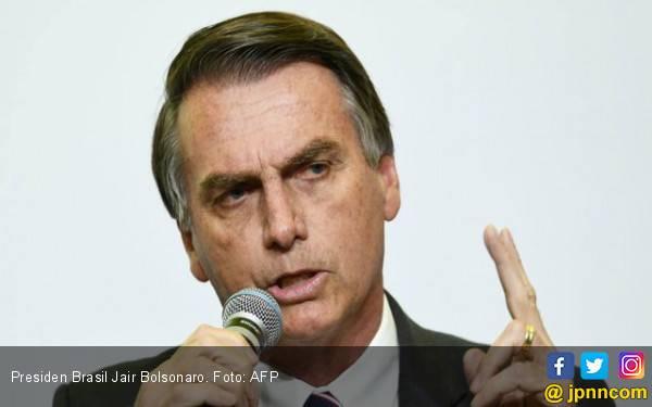 Resmi Pimpin Brasil, Bolsonaro Langsung Tindas Suku Pribumi - JPNN.com