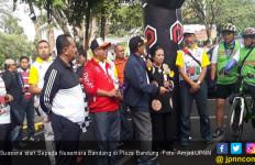 Sepeda Nusantara Bandung: Bangun dan Satukan Indonesia - JPNN.com