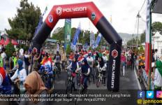 Sepeda Nusantara Sebarkan Virus Gemar Olahraga di Pacitan - JPNN.com