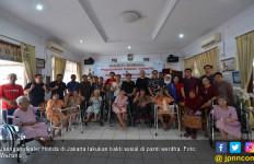 Jaringan Dealer Honda Jakarta Berbagi Kebahagian ke Lansia - JPNN.com