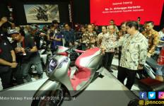 Yuk Kenalan dengan Skutik Generasi Masa Depan Honda - JPNN.com
