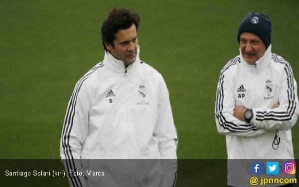 Melilla Vs Real Madrid: Ujian Pertama Santiago Solari - JPNN.com