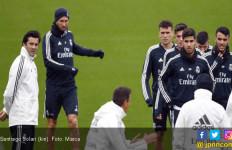 Ajax vs Real Madrid: Solari Hormati Pasukan Muda Tuan Rumah - JPNN.com