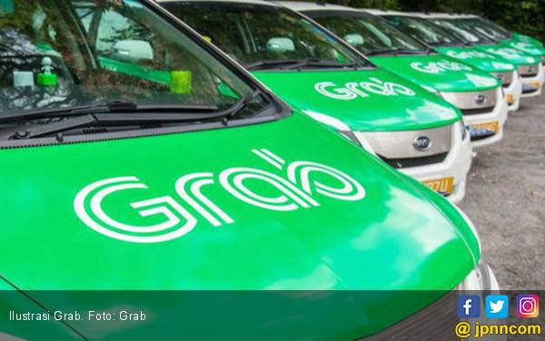 Kecewa Sistem GRAB, Ratusan Driver Balikpapan Kompak Unjuk Rasa - JPNN.com