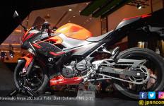 Kawasaki Ninja 250 Baru Sudah Pakai Smart Key - JPNN.com