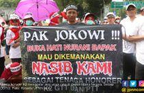 Bu Guru Honorer K2 Ingat Perjuangan 9 Tahun Silam, Curiga Ada Permainan Data - JPNN.com