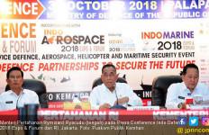 Kemhan Kembali Gelar Pameran Industri Pertahanan 2018 - JPNN.com