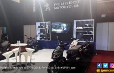 Hadir di IMOS 2018, Peugeot Scooter Menolak Tutup - JPNN.com