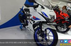 Tambah Fitur ABS, Berikut Harga Suzuki GSX-R150 Baru - JPNN.com