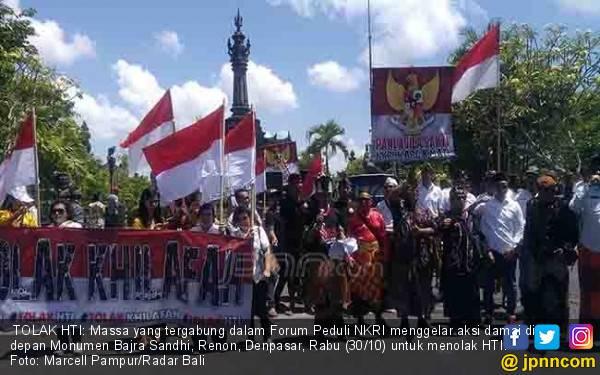 Awas, Jangan Sampai HTI Masuk ke Bali - JPNN.com
