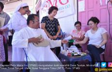 YFMG Gelar Bakti Sosial untuk Masyarakat Kurang Mampu - JPNN.com
