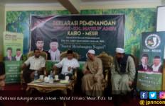 Kiai Asep dan WNI di Mesir Deklarasi Dukung Jokowi - Ma'ruf - JPNN.com