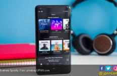 Pengguna Bulanan Spotify Tumbuh 28 persen - JPNN.com