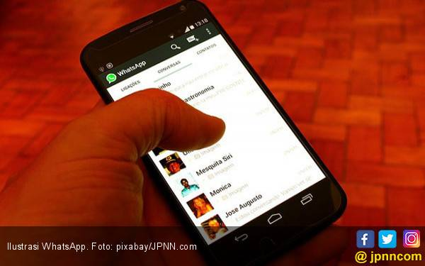 WhatsApp Cabut Layanan di Android Jadul dan iOS 7 - JPNN.com