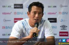 Membedah Statistik Kiper Persib Bandung I Made Wirawan - JPNN.com
