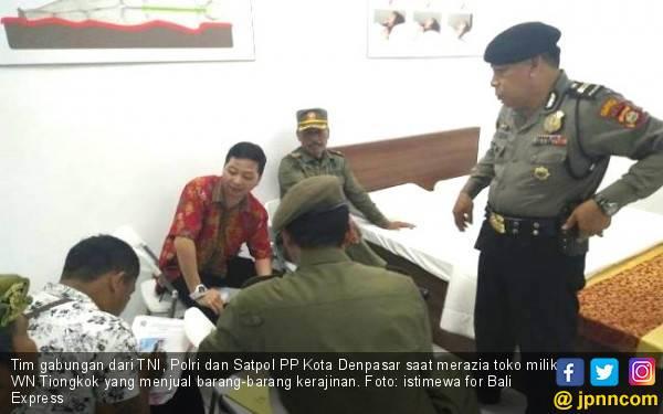 Toko Tiongkok Dirazia, Tak Satu pun Jual Produk Indonesia - JPNN.com