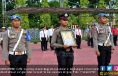Brigadir Syahril Ansari, Anda Sungguh Mencoreng Citra Polri - JPNN.com
