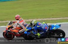 Raih Pole MotoGP Malaysia, Kena Penalti, Marquez Start ke-7 - JPNN.com