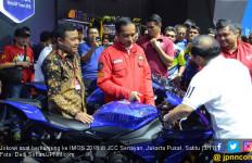 Jokowi Apresiasi Industri Sepeda Motor di Indonesia Tumbuh - JPNN.com