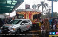 Tons of Real Happiness Buahkan Ratusan SPK Xpander - JPNN.com