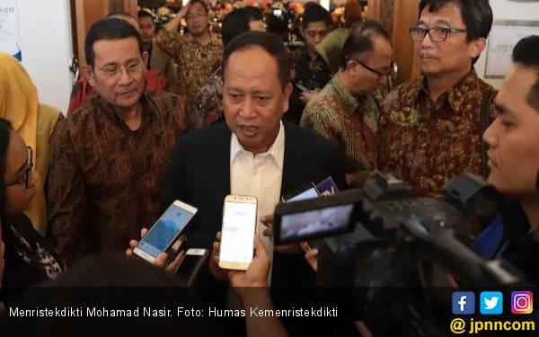 Pemilihan Rektor Selalu Bermasalah, Menristekdikti Perintahkan Lapor Polisi - JPNN.com