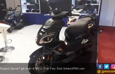 Peugeot Speed Fight Berstandar Euro 4 Dijual Rp 39 Jutaan - JPNN.com