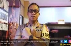 Dengarkan Lagu Setop Hoaks dari Polres Metro Tangerang Kota - JPNN.com