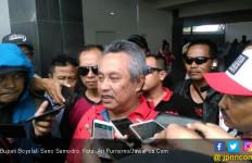 Bupati Boyolali Ajak Warganya Tak Pilih Prabowo - JPNN.com