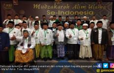450 Pondok Pesantren Nyatakan Dukung Jokowi - Ma'ruf - JPNN.com