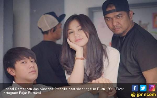 Ini BocoranScene Eksklusif Film Dilan 1991 di PSP: Gaya Mahasiswa - JPNN.com