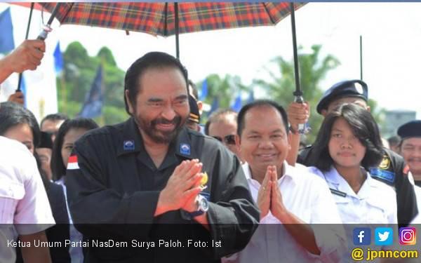 Surya Paloh Minta Semua Kader NasDem tak Terpancing Kericuhan - JPNN.com