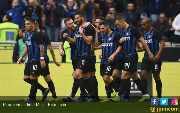 Daftar Lengkap Skuat Inter Milan untuk Lawan Frosinone - JPNN.com