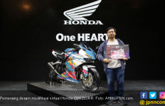 Desain Fury Dragon Jawara Modifikasi Virtual Honda CBR250RR - JPNN.com