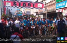 Sepeda Nusantara Ambon: Torang Samua Basudara - JPNN.com