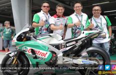 Keren! Nama Bengkel Indonesia Menempel di Motor LCR Honda - JPNN.com