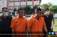 Kepala KSOP Sambu Kena OTT Polda Kepri, Nih Fotonya - JPNN.com