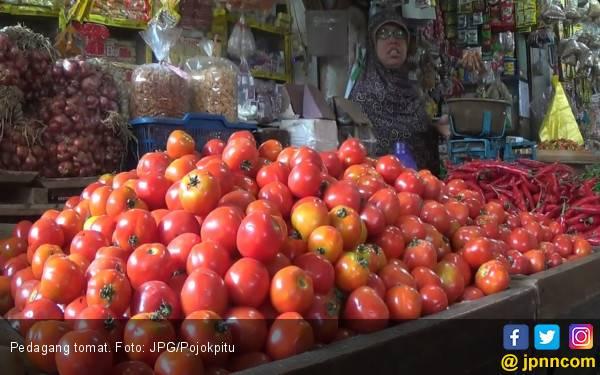 Minum Jus Tomat Bisa Turunkan Tekanan Darah? - JPNN.com