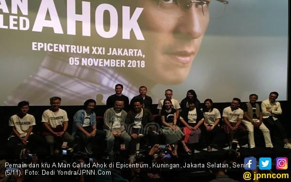 Ini Alasan Film Ahok Tak Bahas Soal Veronica Tan - JPNN.com