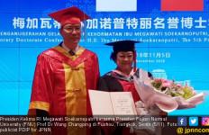 Dahulu Megawati Disebut DO, Kini Punya 8 Gelar Doktor HC - JPNN.com