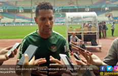 Beto Goncalves Yakin Indonesia Bisa Raih Hasil Positif Lawan Jordania - JPNN.com