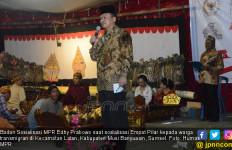 Sosialisasikan Empat Pilar MPR Lewat Petruk Dadi Ratu - JPNN.com