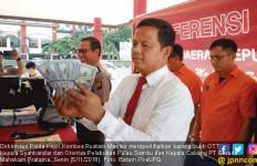 Kepala Syahbandar Pos Pelabuhan Pulau Sambu Terjaring OTT - JPNN.com