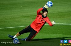Napoli vs PSG: Saatnya Buffon Unjuk Gigi - JPNN.com